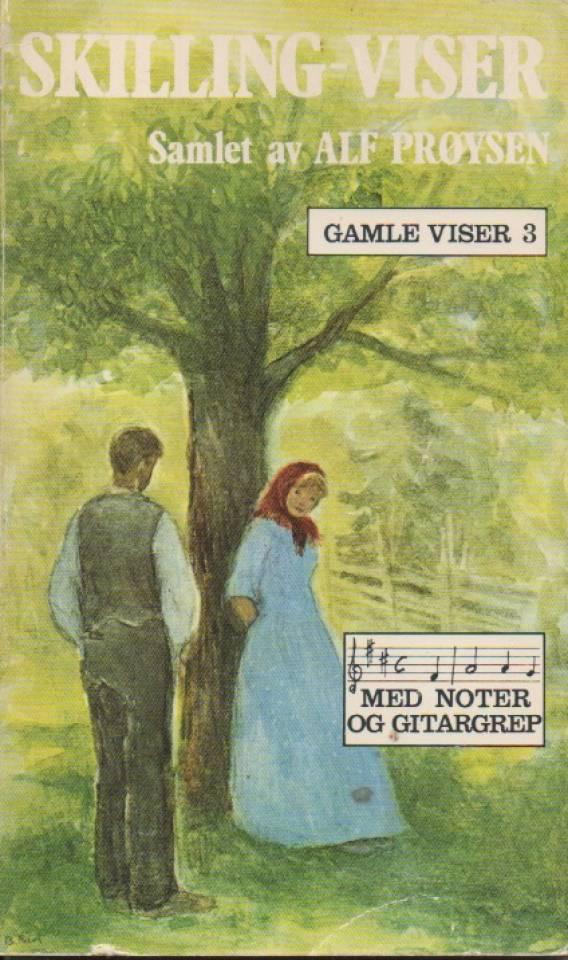 Skillingsviser med Alf Prøysen nr. 3