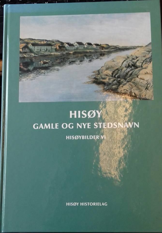 Hisøy gamle og nye stedsnavn