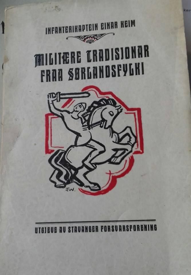 Militære tradisjonar fraa Sørlandsfylki