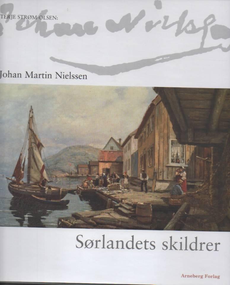 Sørlandets skildrer – Johan Martin Nielssen