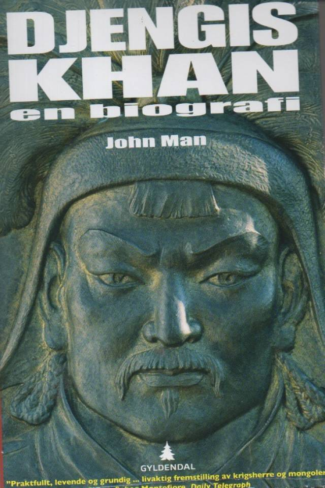 Djengis Khan – en biografi