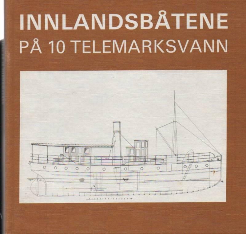 Innlandsbåtene på 10 Telemarksvann