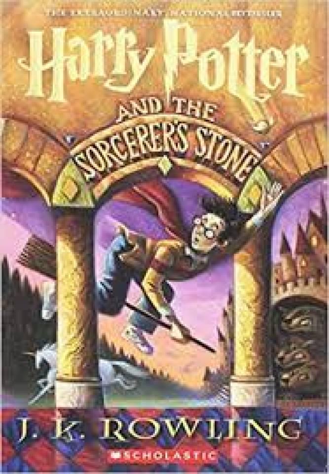 Harry Potter - og de vises stein