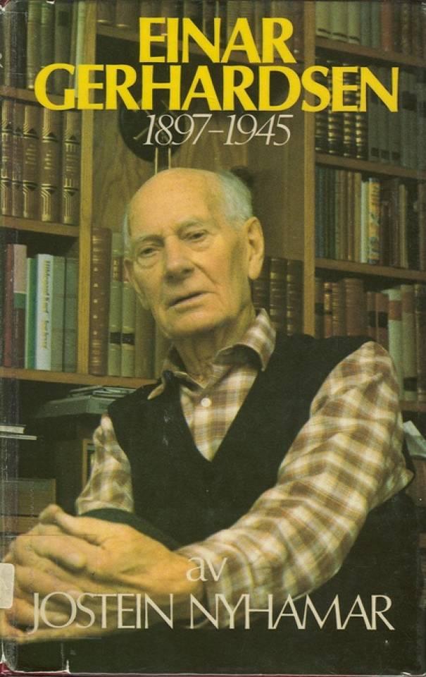 Einar Gerhardsen 1897-1945