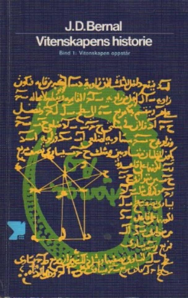 Vitenskapens historie bind I-IV