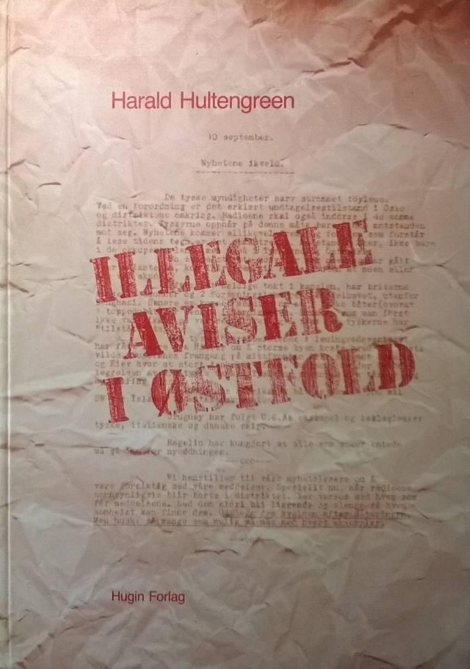 Illegale aviser i Østfold 1940-1945