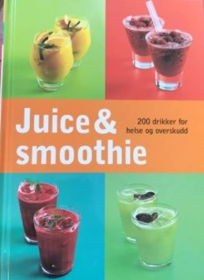 Juice & smoothie