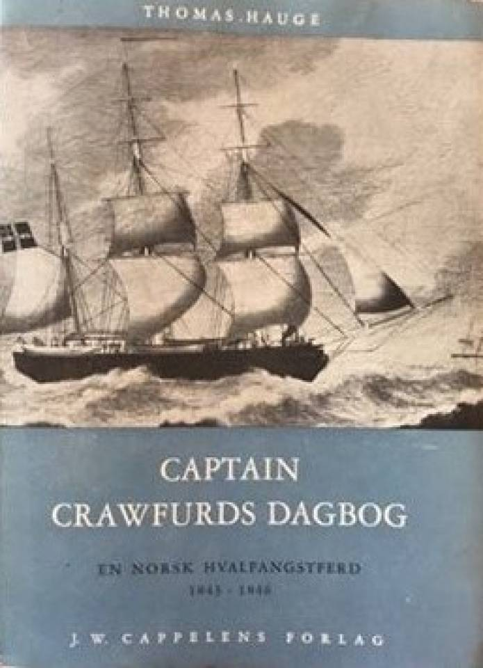 Captain crawfords dagbok