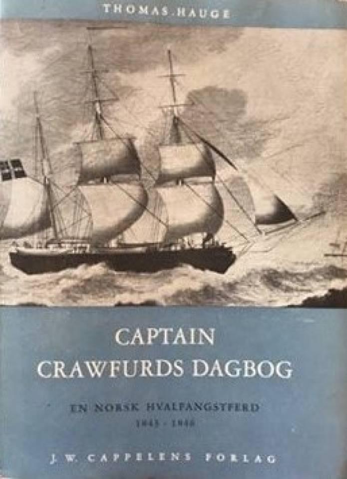 Captain crawfords dagbok