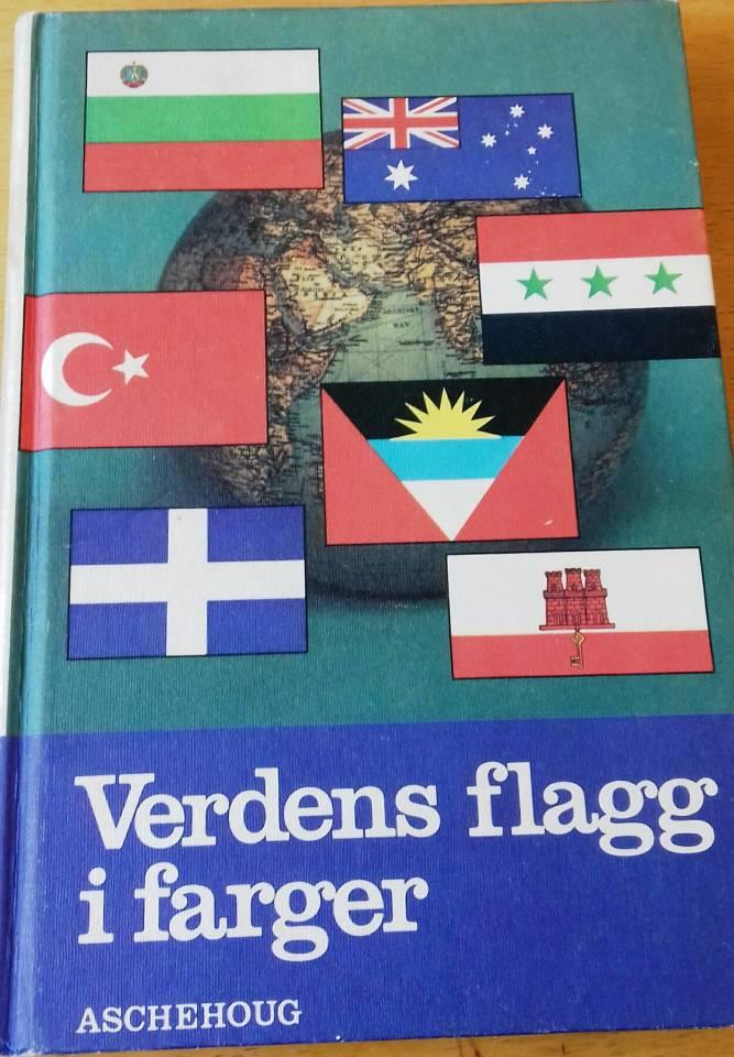 Verdens flagg i farger