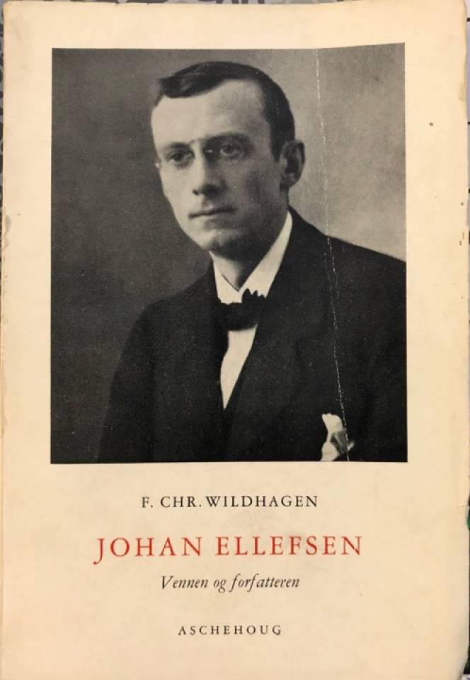 Johan Ellefsen vennen og forfatteren