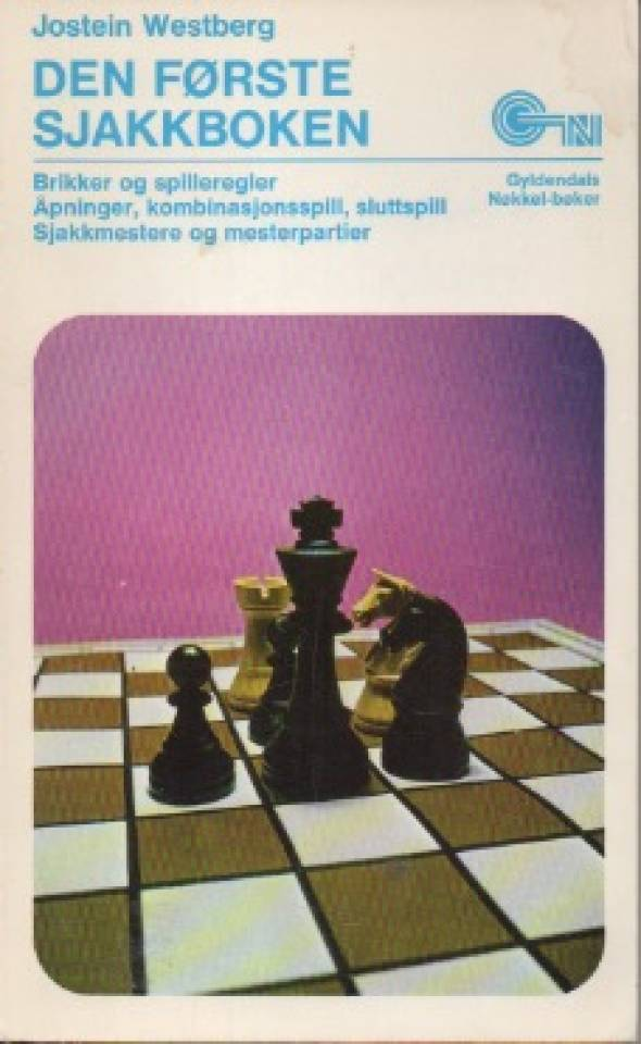 Den første sjakkboken