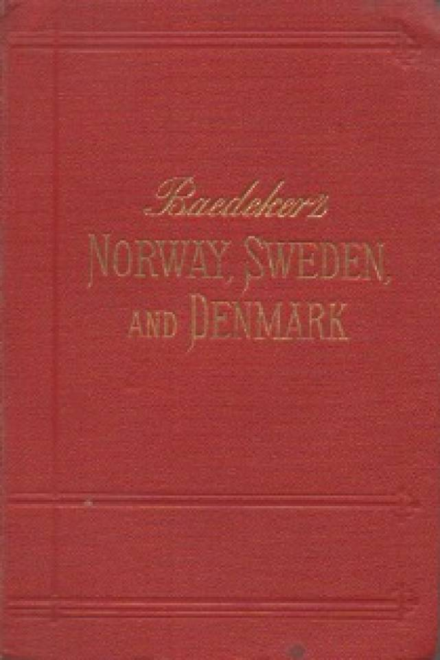 Norway, Sweden and Denmark