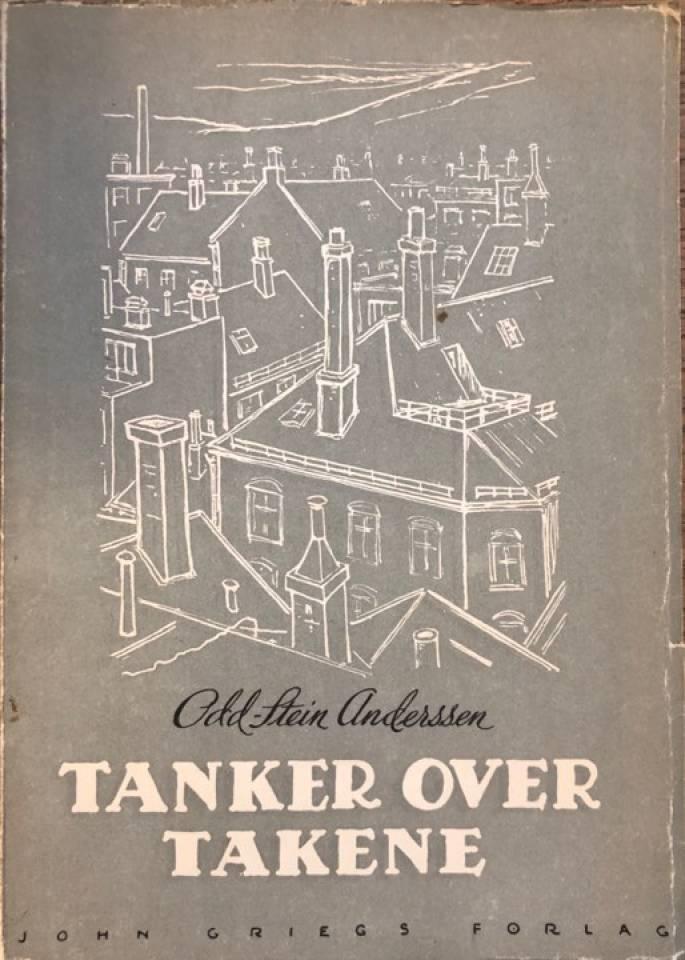 Tanker over takene
