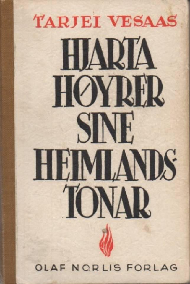 Hjarta Høyrer sine heimlandstonar