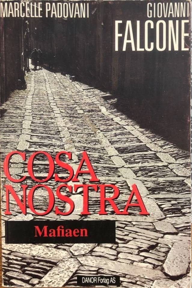 COSA NOSTRA Mafiaen