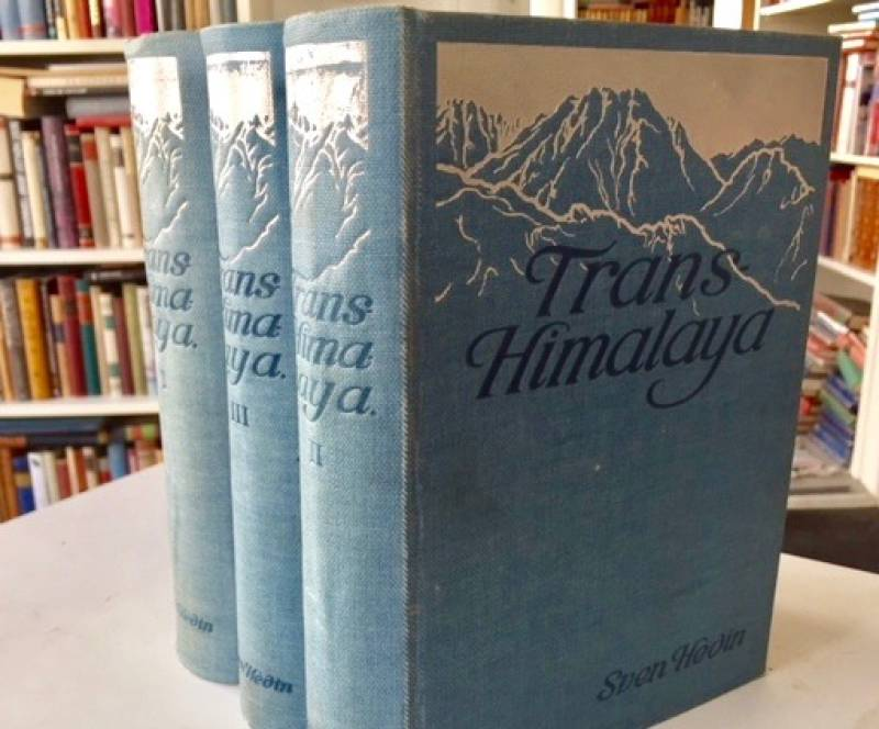 Transhimalaya – Upptäkter och Äfentyr i Tibet
