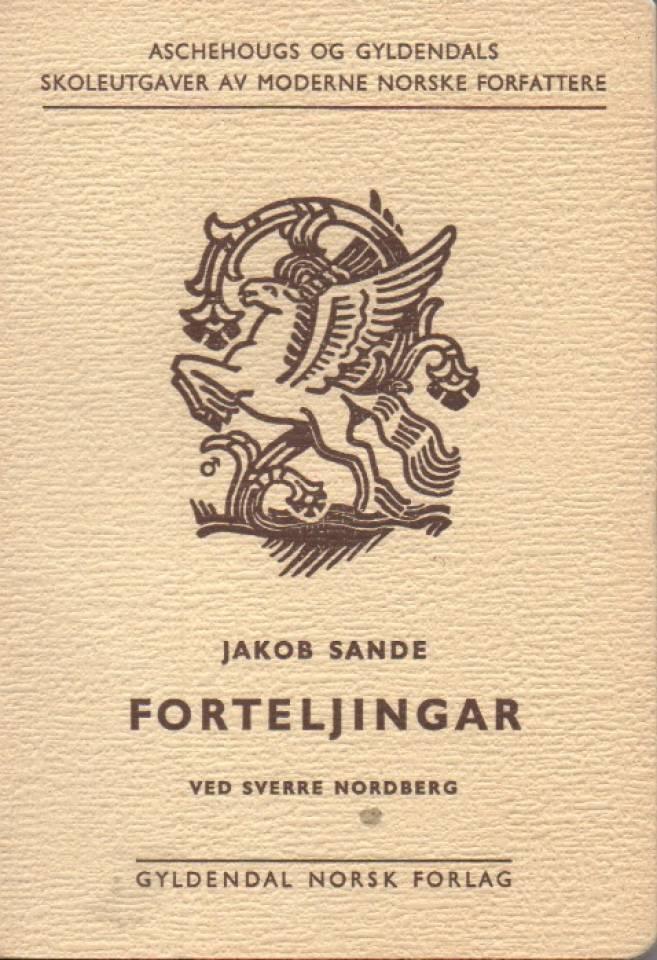 Forteljingar ved Sverre Nordberg