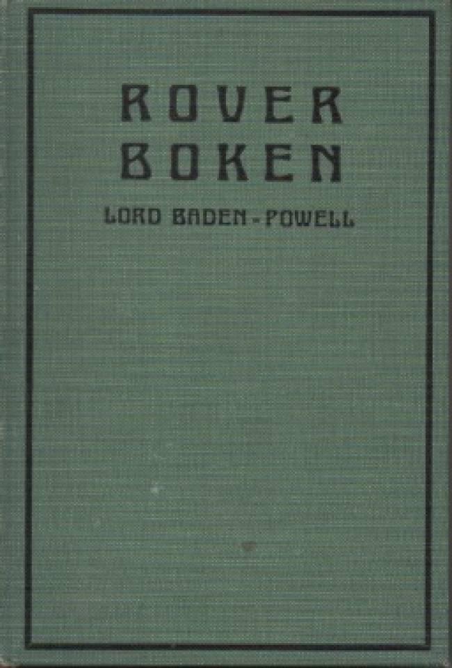 Roverboken
