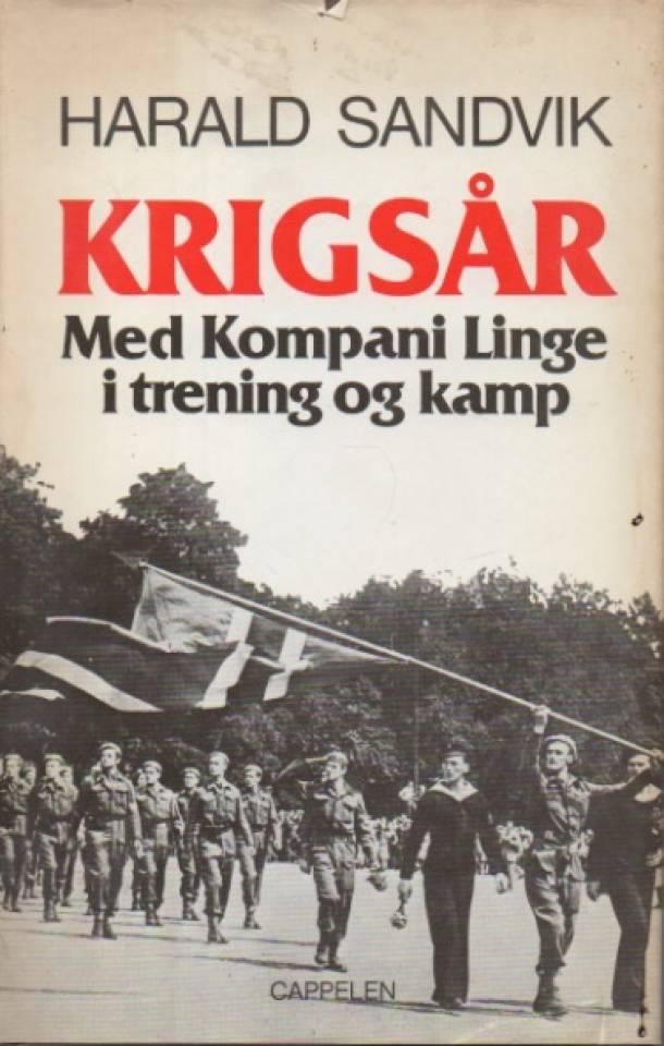 Krigsår – med Kompani Linge i trening og kamp