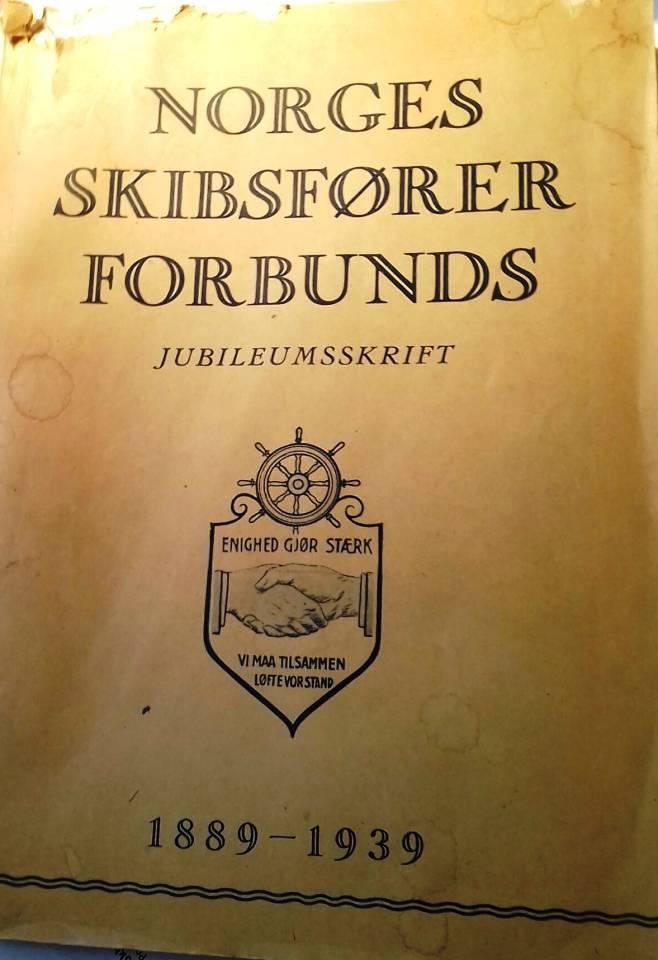 Norges Skibsfører forbunds jubileumsskrift