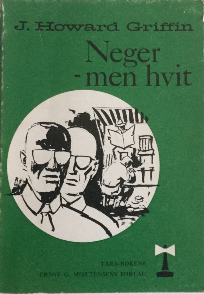 Neger-men hvit