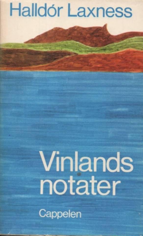 Vinlandsnotater