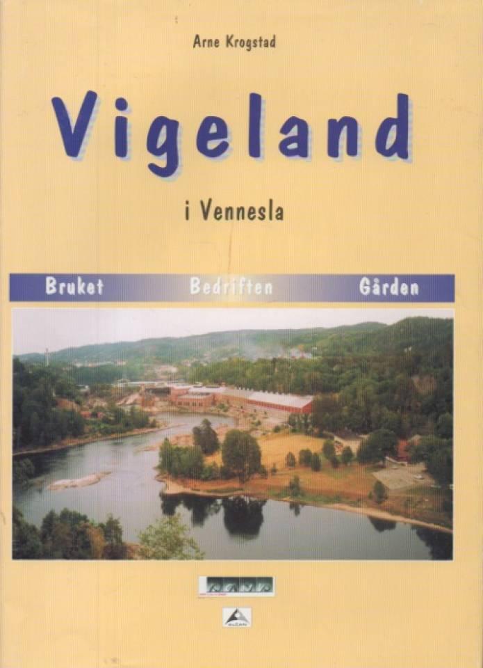 Vigeland i Vennesla