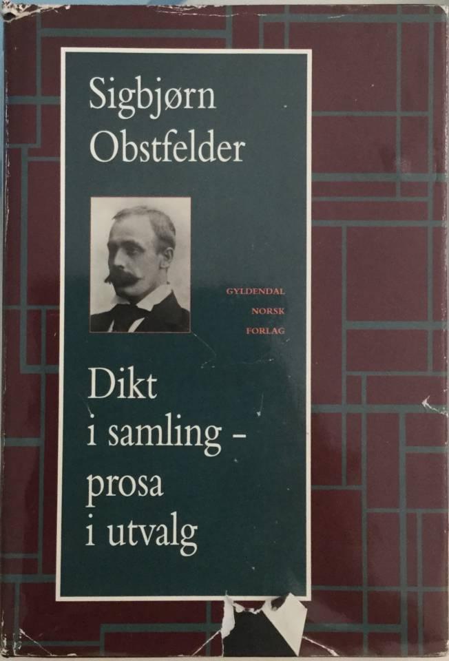 Dikt i samling-prosa i utvalg