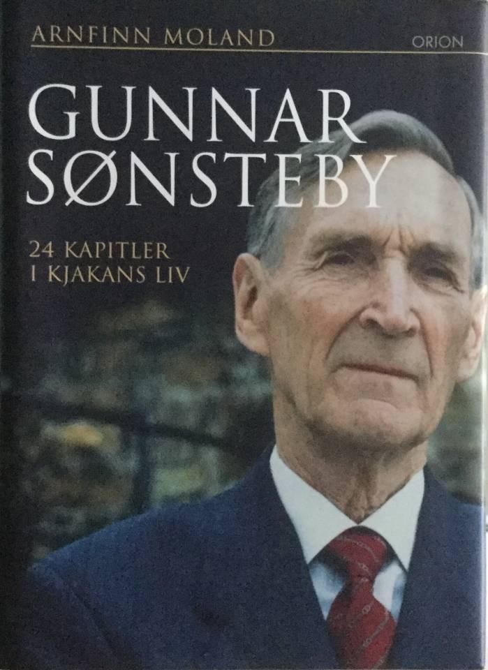 GUNNAR SØSTENBY 24 kapitler i Kjakans liv