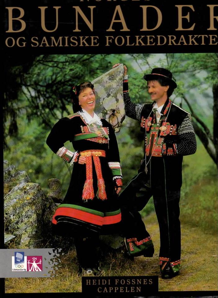 Norges bunader og samiske folkedrakter