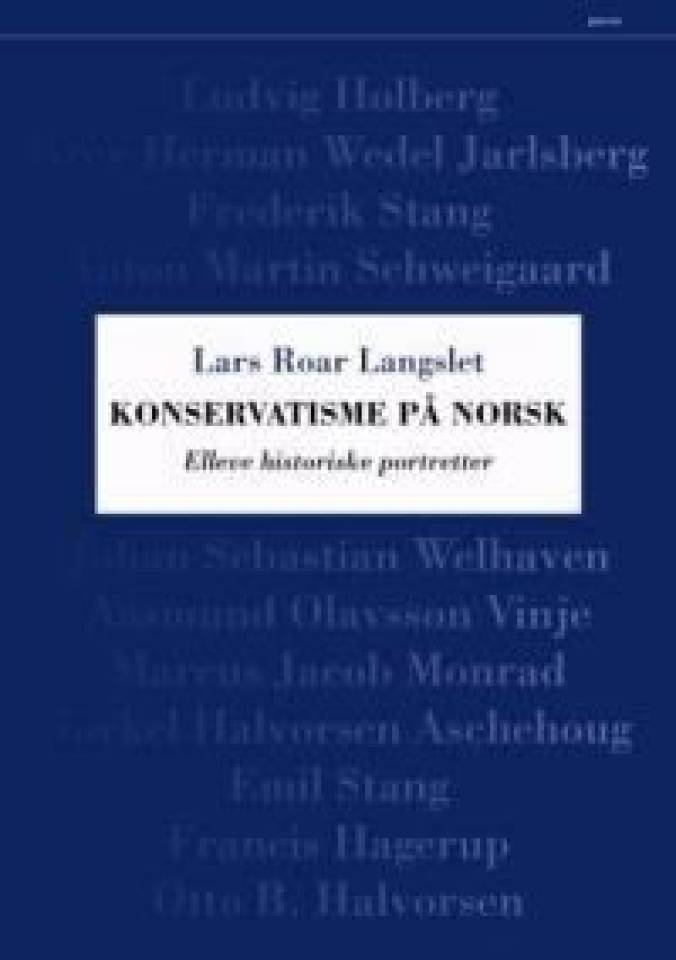Konservatisme på norsk