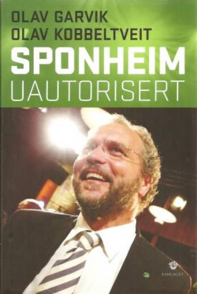 Sponheim Uautorisert.