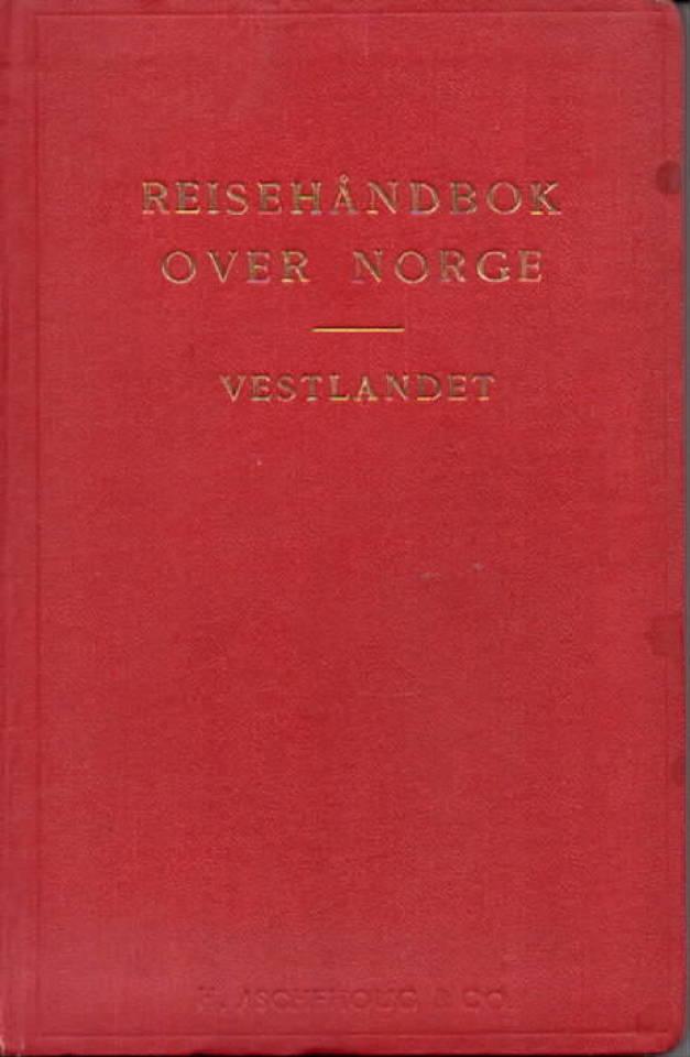 Feriehåndbok over Norge – Vestlandet