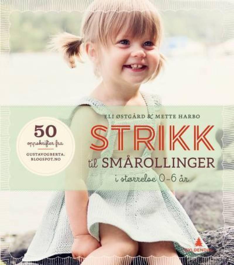 STRIKK til smårollinger i størrelse 0-6 år