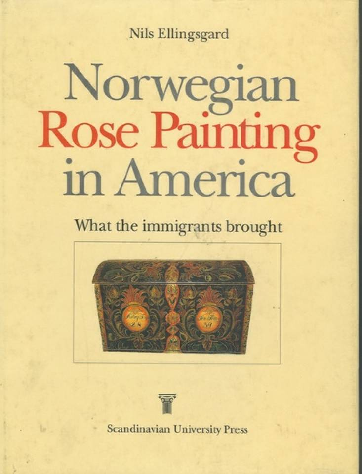 Norwegian Rose Painting in America