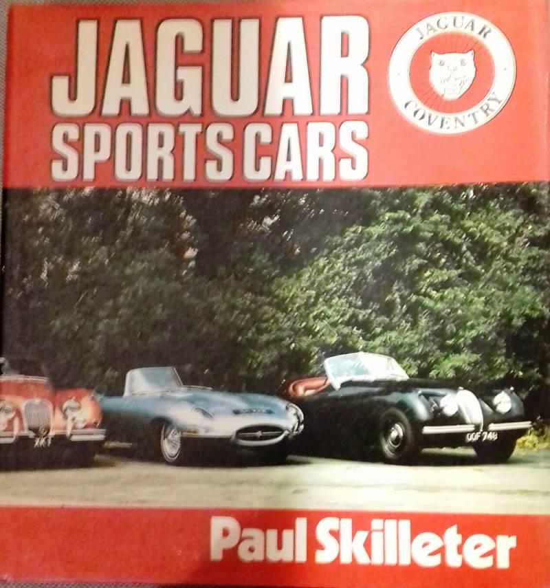 Jaguar sportscars