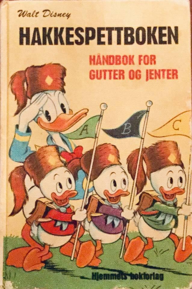HAKKESPETTBOKEN Håndbok for gutter og jenter