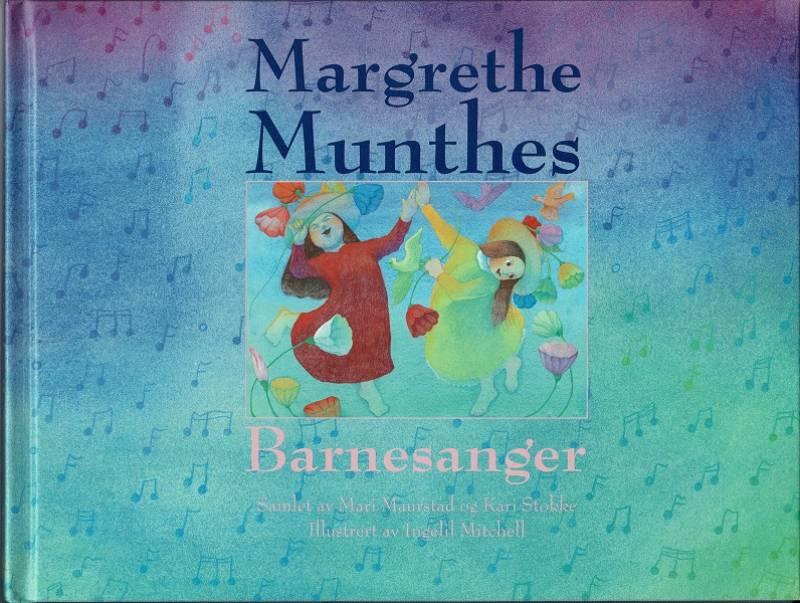Margrethe Munthes Barnesanger