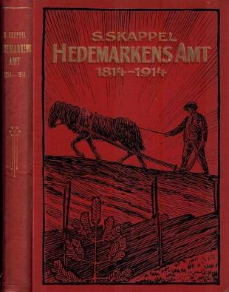 Hedemarkens Amt 1814 - 1914