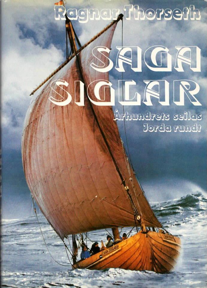 Saga Siglar -Århundrets seilas jorda rundt