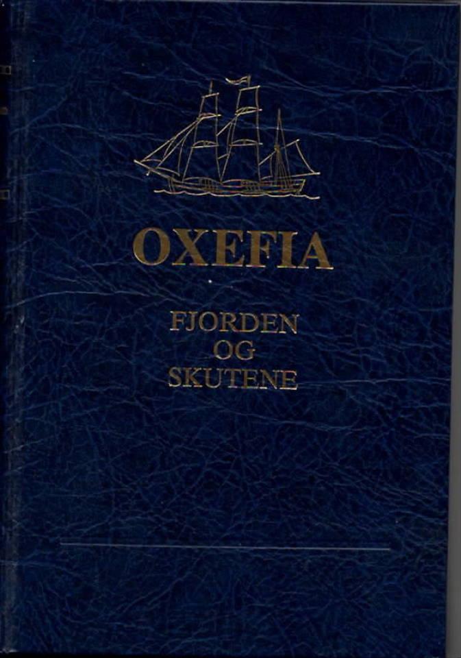 Oxefia – fjorden og skutene