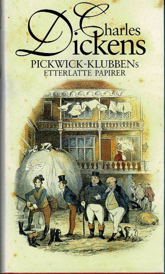 Pickwick-klubbens etterlatte papirer bind II