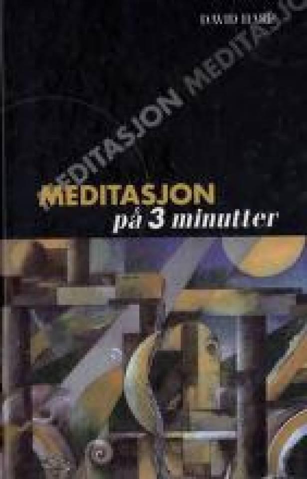 Meditasjon på 3 minutter