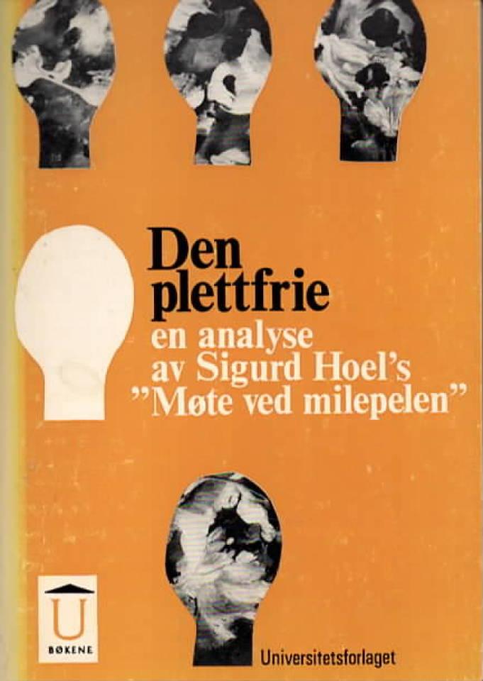 Den plettfrie – en analyse av Sigurd Hoels «Møte ved milepelen»
