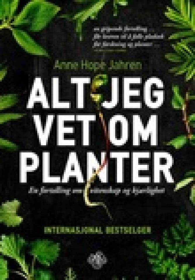 Alt jeg vet om planter