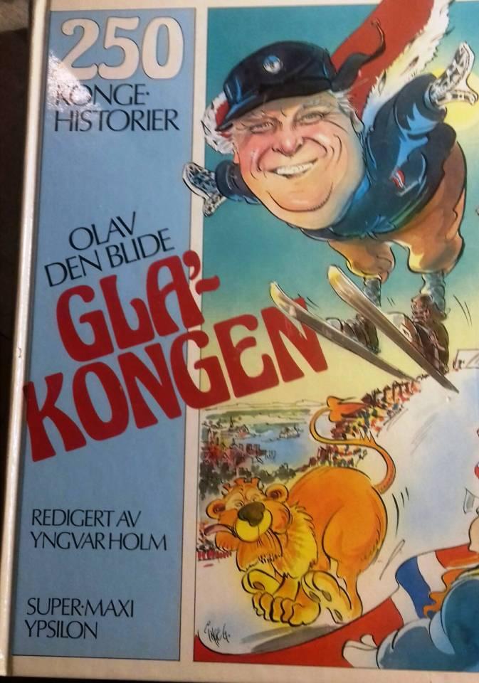 Olav den blide GLA'-KONGEN