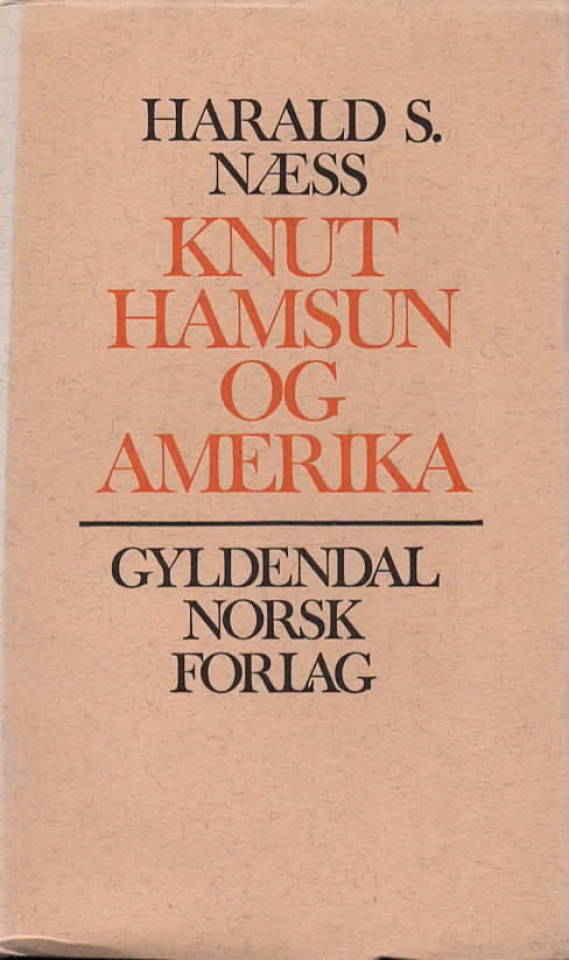 Knut Hamsun og Amerika
