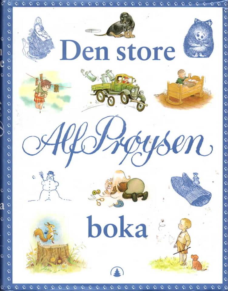 Den store Alf Prøysen-boka