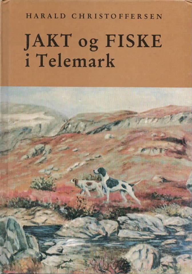 Jakt og fiske i Telemark